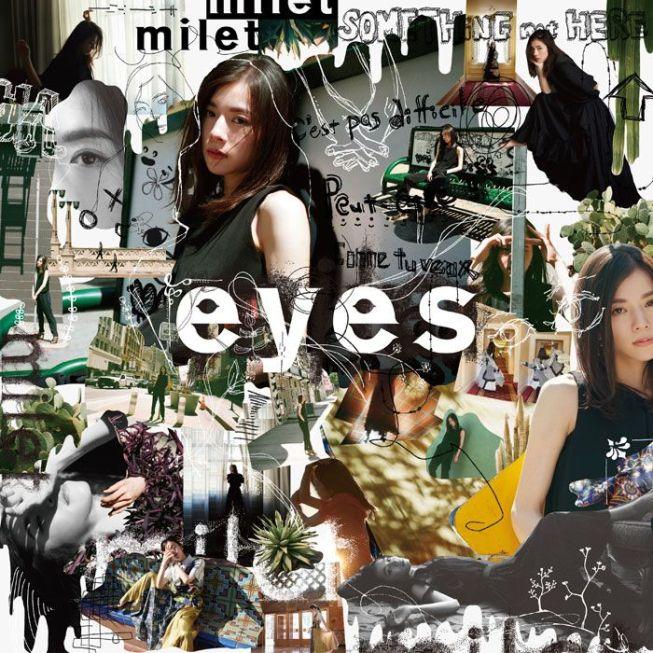 milet eyes (初回限定盤B CD+DVD)