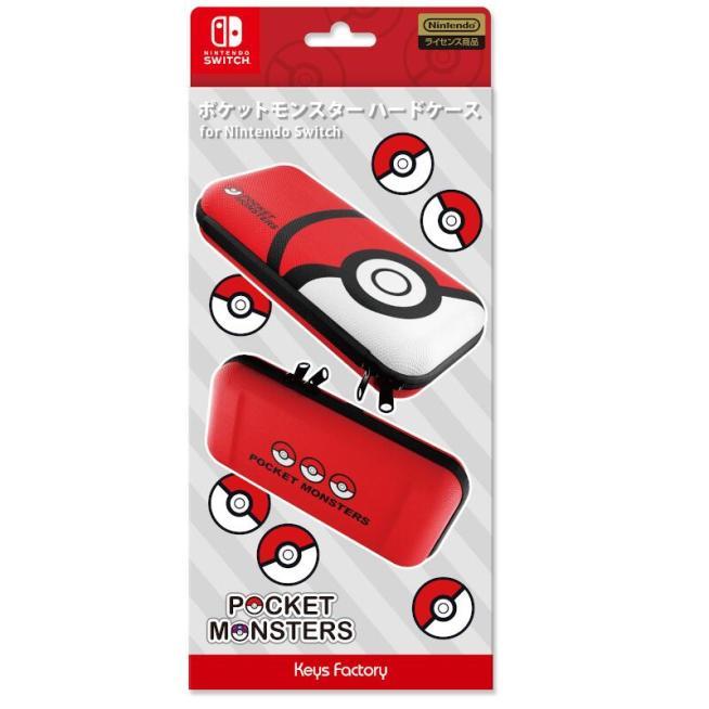 Nintendo Switch ポケットモンスター ハードケース for Nintendo Switch