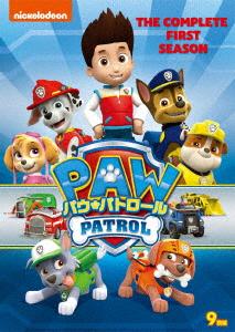 7,453円 パウ・パトロール シーズン1 DVD-BOX