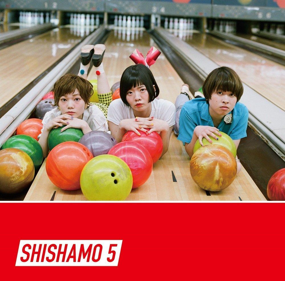【予約】【先着特典】SHISHAMO 5 NO SPECIAL BOX (完全生産限定盤 CD+Tシャツ(FREE SIZE)+ポーチ) (きせかえジャケットステッカー(店舗限定 ver.)付き)