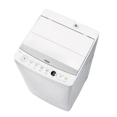 【送料無料】ハイアール 5.5kg全自動洗濯機 オリジナル ホワイト JW-C55BE-W [JWC55BEW]【RNH】