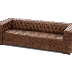 Genuine Leather Sofa Uk Tables On Wheels Goldspace Hang New Total Top Grain Vintage Antique Like 3p 3 5p Three And 5