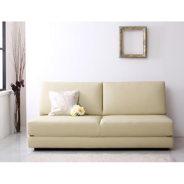 width of a sofa bed chairs set good day shop 180cm in ivory two modern design nivelles ニヴェル where it is lain rakuten global market