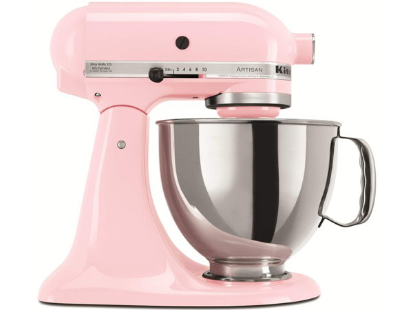 kitchen aid 5 qt mixer unfinished chairs heartlandtrading 建议kitchenaid kitchenaid 站在搅拌机 粉红色
