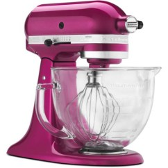 Kitchen Aid 5 Qt Mixer Mobile Home Heartlandtrading Kitchenaid 玻璃碗站在搅拌机 覆盆子 覆盆子冰 的建议