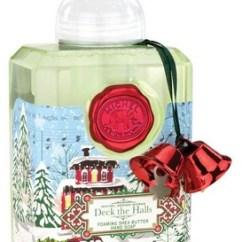 Kitchen Soap Moen Faucet Kaderia 圣诞节限定michel Design Works Shiabatarikiddosopudekkuzahoruzu 香味 豪华套房菠萝 手肥皂 厨房肥皂 液体肥皂米歇尔设计作品