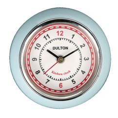Kitchen Clocks Outdoor Equipment Lami Dans Le Monde Dulton 多尔顿 厨房钟表kitchen Clock萨克斯蓝色sax Blue 100 193