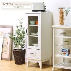 Best Rta Kitchen Cabinets Soapstone Countertops Net C5 苗条的内阁retroa 复古生活存储柜橱柜厨房架子上抽屉抽屉木时尚