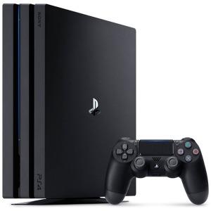 ソニー・コンピュータエンタテインメント PS4ゲーム機本体 PlayStation4 Pro ジェット・ブラック 1TB CUH−7100BB01(送料無料)