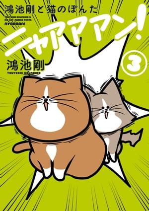 鴻池剛と猫のぽんた ニャアアアン! 3【電子書籍】[ 鴻池 剛 ]