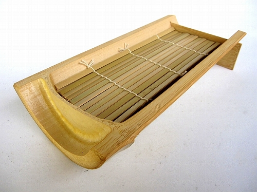 Sekiguchikunikichisyouten: 附帶青竹竹製造菜盤子一節盤子簾子的(國產)30-304 | 日本樂天市場