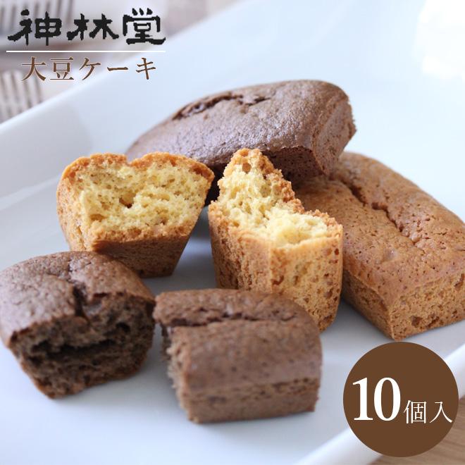 shinrindo: 是由大豆蛋糕