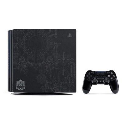 【新品】2019年1月25日発売予定!PlayStation4 Pro KINGDOM HEARTS III LIMITED EDITION キングダムハーツ ...