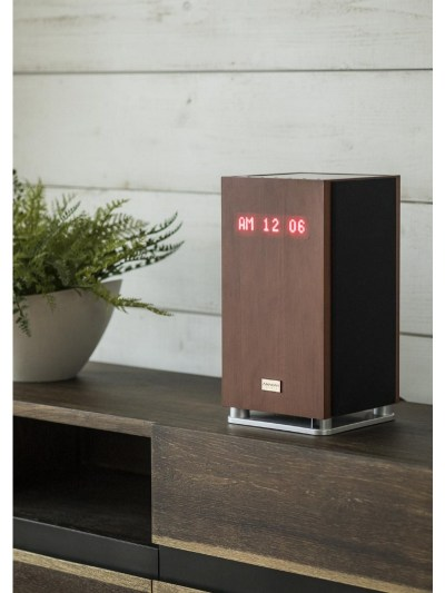 ANABAS ANABAS/CDクロックラジオシステム AA-001/ブラウン タイムレス コンフォート 生活雑貨【送料無料】