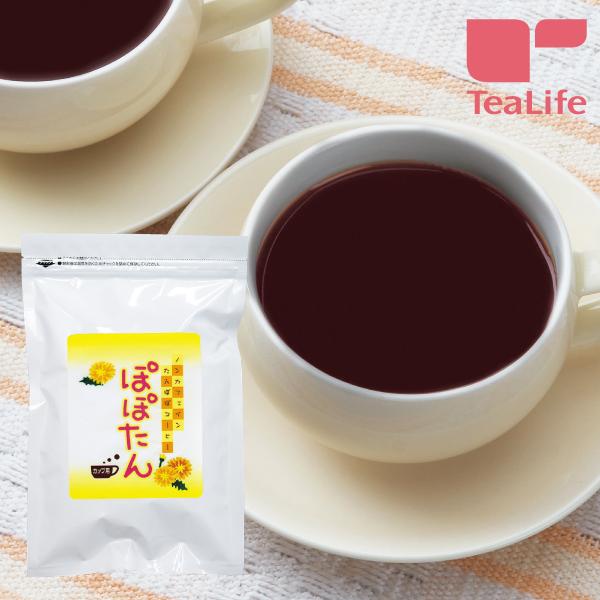 Tea life shop health tea natural food: 不含咖啡因的蒲公英咖啡大埔大埔譚杯 30 件 | 日本樂天市場