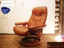 stressless chair sale kitchen cushion underground ekornes echoness stress reply r total leather sofa