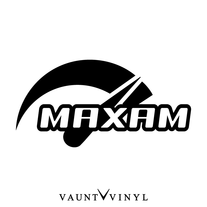 VAUNT VINYL sticker store: Speed MAXAM 마그잠스텍카마그잠카스탐파트 외장