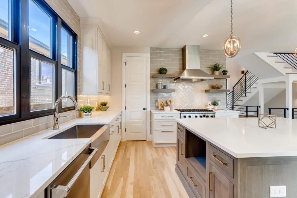 Upscale Denver Kitchen