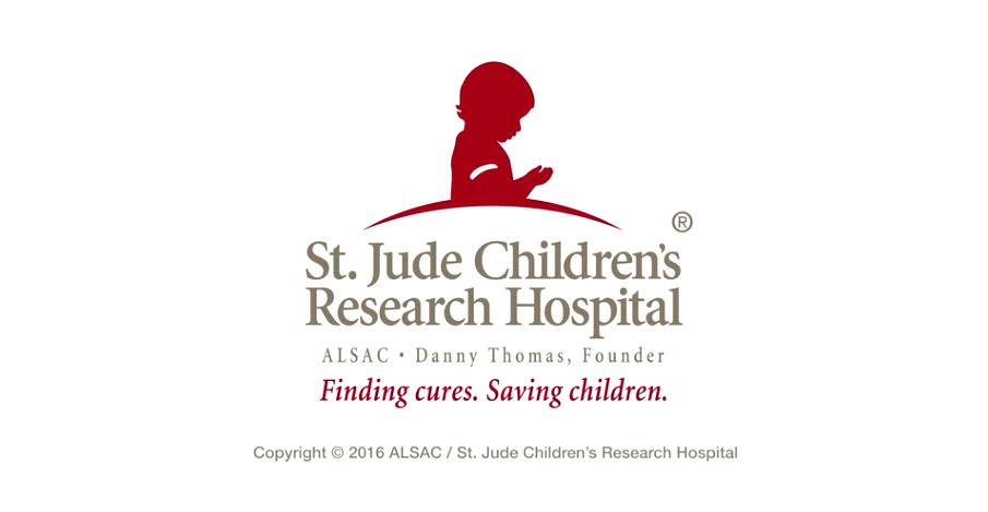 St. Judes Children Hospital Logo