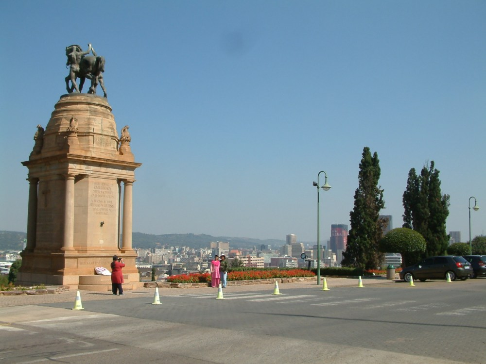 Union Buildings revisited (4/6)