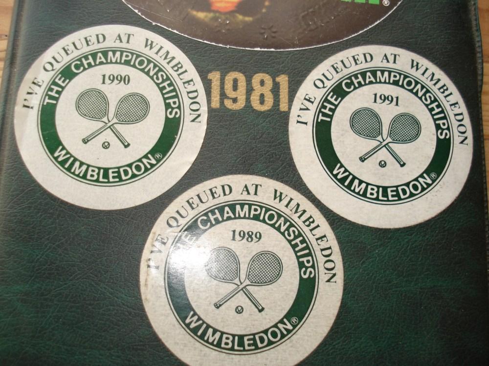 Fabulous Wimbledon memories (1/6)