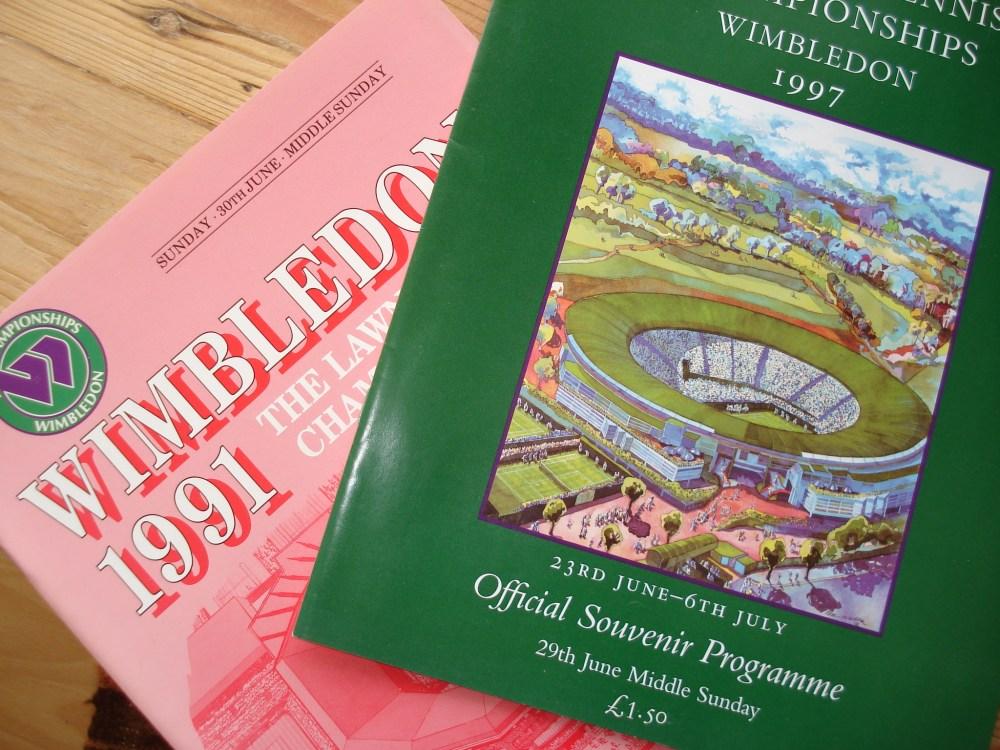 Fabulous Wimbledon memories (4/6)