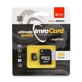 Imro microSD 8GB adapter