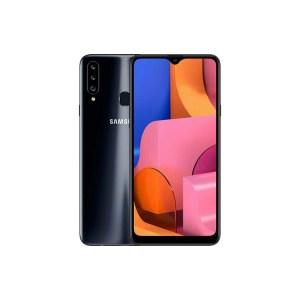 Samsung Galaxy Α20s DS Black A207