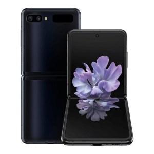 Samsung Galaxy Z Flip Black F700