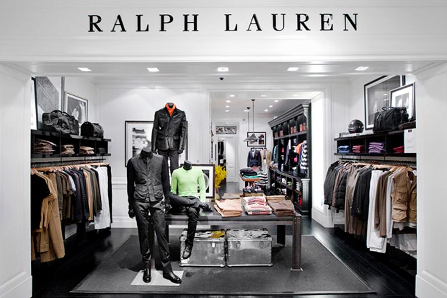 POLO RALPH LAUREN  Terry Stewart Interior Design Associates