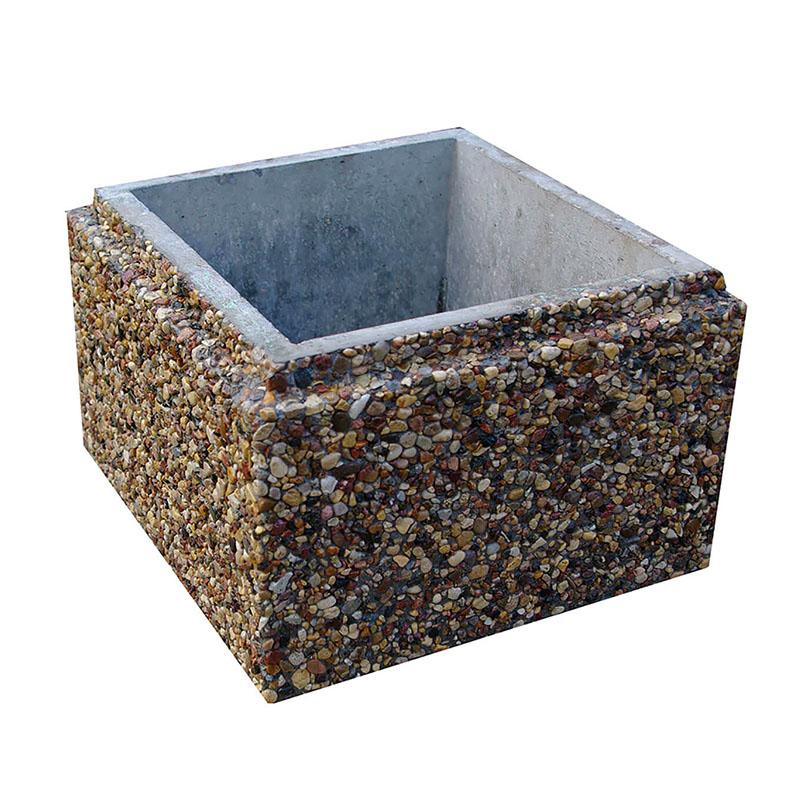 забор из мытого бетона купить