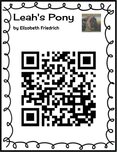 Historical Fiction Read Alouds with QR Codes