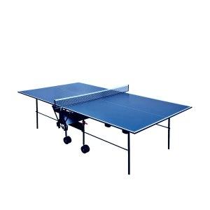 Τραπέζι Πινγκ ΠονγκΕρασιτεχνικό | Τραπέζι Πινγκ Πονγκ. Ελαφρεος τύπου. Ερασιτεχνικό. Με περιστρεφόμενες ρόδες και φρένα.