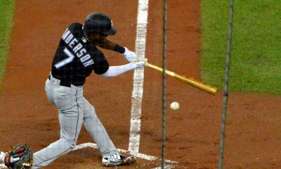 White Sox Bats Remain Cold