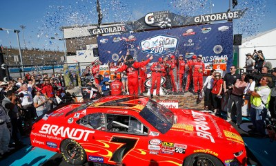 Recent Rule Changes in the Xfinity Series Have led to New Parity