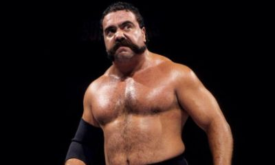 """Nick Busick, known under his ring name """"Big Bully Busick"""""""
