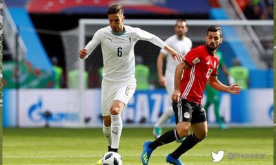World Cup 2018 : Uruguay Edge Past Egypt