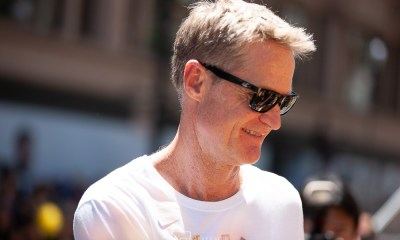 The Warriors Sign Steve Kerr To A Contract Extension