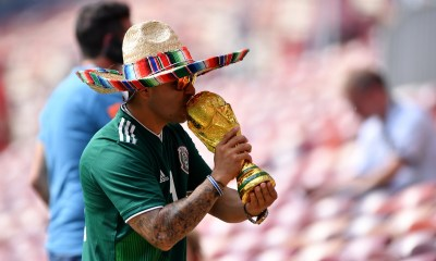 World Cup 2018: Mexico Possible Dark Horse In Group F