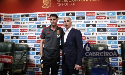 World Cup 2018: New Coach Hierro Says Spain Will Be The Same