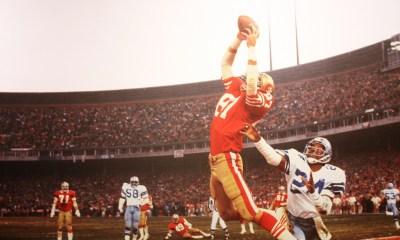 Dwight Clark NFL 49ers