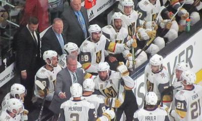 golden knights focus on