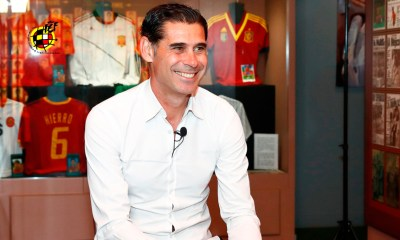 Fernando Hierro To Manage Spain