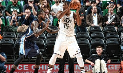 Derrick Favors Favoring Money Instead Of Ring Chasing