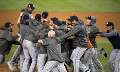 Houston Astros Win Best Team at 2018 ESPY's