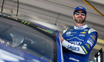 Can Jimmie Johnson Finally Win at Chicagoland?