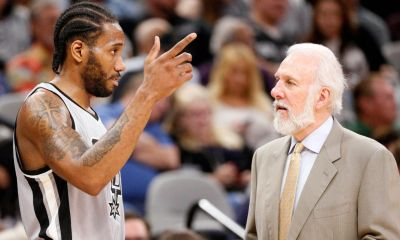Spurs Exchange Kawhi Leonard For Raptors DeMar DeRozan
