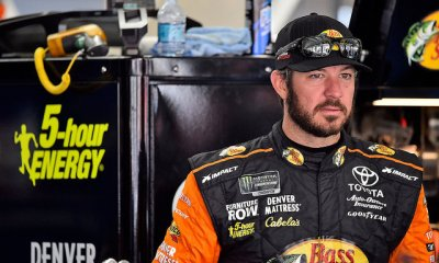 Martin Truex Jr. Gains Max Points with Dominating Kentucky Win