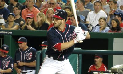 Bryce Harper Dropped Bombs To Win The Home Run Derby
