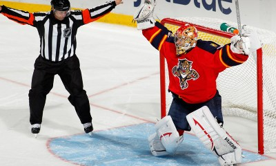 Michael Hutchinson Signed on with the Florida Panthers